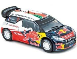 Norev 155352 CITROEN DS3 WRC WINNER PORTUGAL 1/43 Modellino