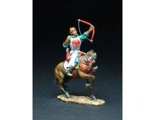 Figarti W4804 MOUNTED BOWMAN IVAN THE TERRIBLE1/32 Modellino