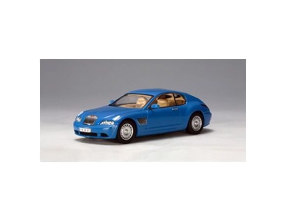 Auto Art / Gateway AA50921 BUGATTI EB 118 1998 BLUE 1:43 Modellino