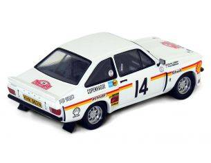 Trofeu 2503 FORD ESCORT RS1800 TARMAC MC'76 1/43 Modellino