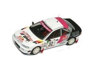 Trofeu 609 SUBARU IMPREZA 4X4 FUJITSUBO RALLY PORTOGALLO 1995 Modellino