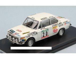 Trofeu TFRRAL11 BMW 2002 Ti N.20 RETIRED PORTUGAL RALLY 1976 F.WITMANN-T.SCHATZI 1:43 Modellino