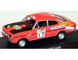 Trofeu SCA71S17 OPEL KADETT RALLY SWEDEN 1971 n.17 Modellino