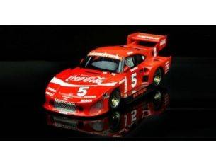 True Scale Miniatures TSM09432 PORSCHE 962 LONG TAIL N.5 1985 COCA COLA BOB AKIN-JOHN O'STEEN 1:43 Modellino