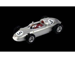 True Scale Miniatures TSM114309 PORSCHE 718 H.HERMANN 1960 N.5 2nd SOLITUDE GP 1:43 Modellino