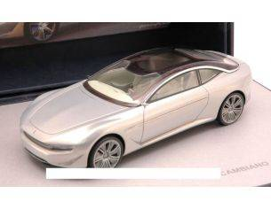 Mondo Motors MMPF001 CAMBIANO PININFARINA 2012 SILVER 1:43 Modellino