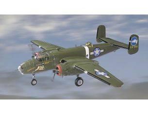 Franklin Mint 11B317 B25 MITCHELL AIR APACHES 1/48 Modellino