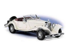 Franklin Mint 11E353 MB 500K ROADSTER 1935 1/24 Modellino