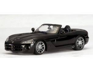 Auto Art / Gateway 51702 DODGE VIPER SRT-10 2003 BLACK 1/43 Modellino