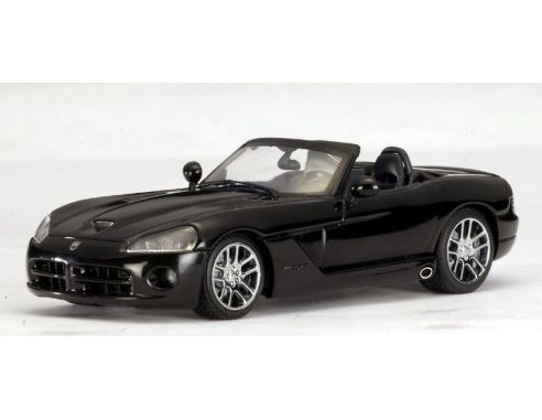 Auto Art / Gateway 51702 DODGE VIPER SRT-10 2003 BLACK 1/43 Modellino