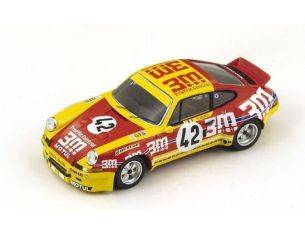 Spark Model S3397 PORSCHE CARRERA RSR N.42 17th LM 1973 R.MAUROY-M.MIGNOT 1:43 Modellino