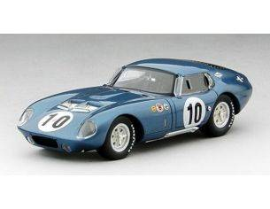 True Scale Miniatures TSM134316 SHELBY DAYTONA COUPE' N.10 WINNER GT CLASS SEBRING 1964 B.HOLBERT 1:43 Modellino