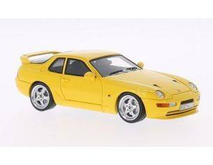 Neo Scale Models NEO43839 PORSCHE 968 TURBO S YELLOW 1:43 Modellino