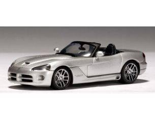 Auto Art / Gateway 51703 DODGE VIPER SRT-10 2003 SILVER 1/43 Modellino