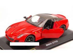 Bburago BU44024 FERRARI 599 GTO 2010 RED 1:32 Modellino