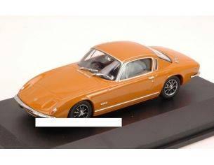 Oxford OXFLE005 LOTUS ELAN + 2 1966 OCHRE 1:43 Modellino