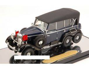 Signature SIGN43710 MERCEDES G4 1938 BLUE 1:43 Modellino