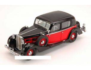 Signature SIGN43702 MAYBACH SW 35 LIMOUSINE 1935 RED/BLACK 1:43 Modellino