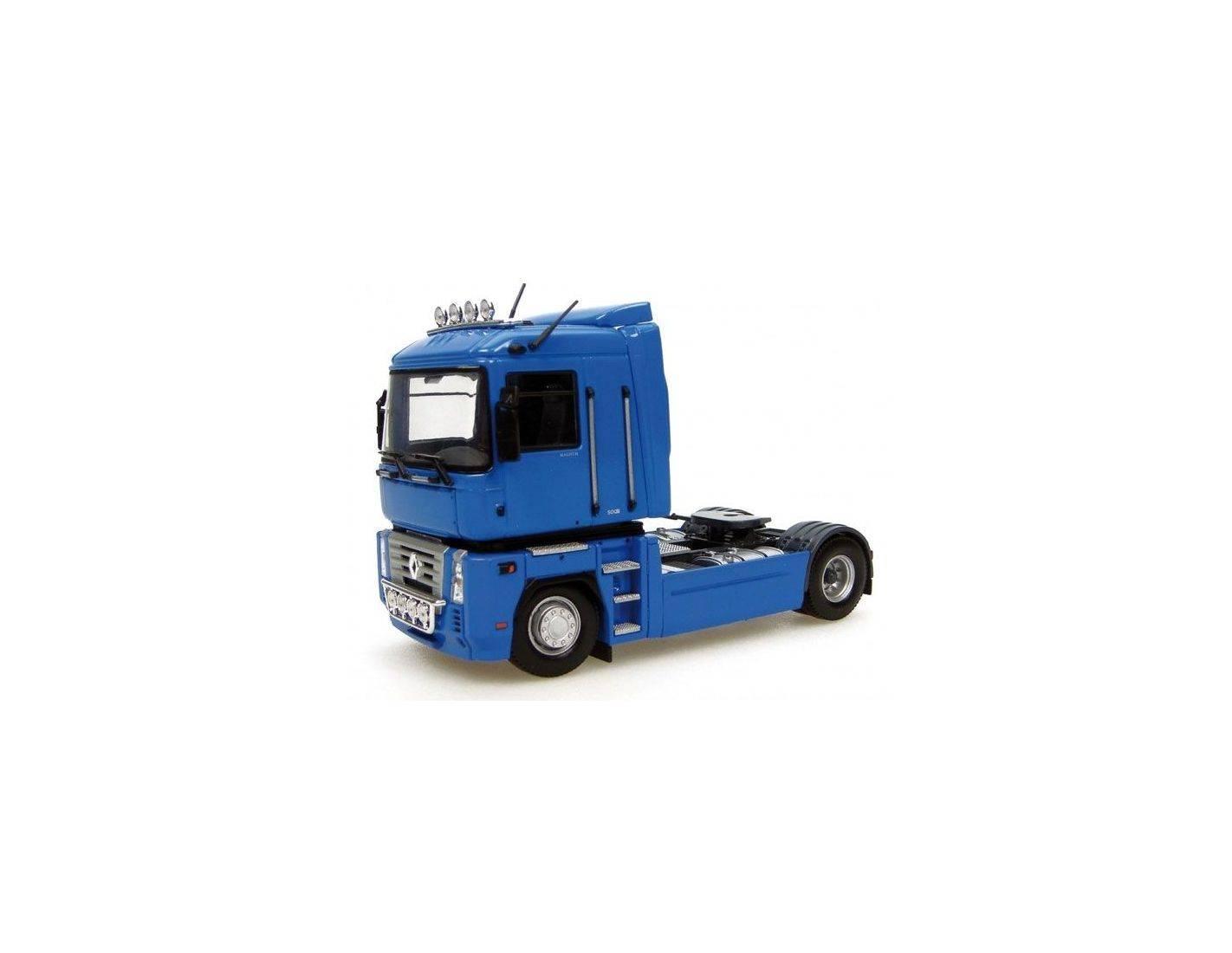 universal hobbies uh5692 camion renault magnum blue 1 50. Black Bedroom Furniture Sets. Home Design Ideas