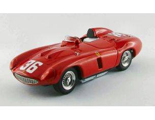 Art Model AM0281 FERRARI 857 S N.36 WINNER BUENOS AIRES 1956 HILL-GENDEBIEN 1:43 Modellino
