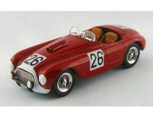 Art Model AM0286 FERRARI 166 MM N.26 49th LM 1950 P.RUBIROSA-P.LEYGONIE 1:43 Modellino