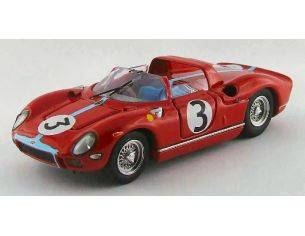 Art Model AM0289 FERRARI 330 P N.3 WINNER TOURIST TROPHY 1964 G.HILL 1:43 Modellino