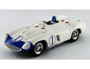 Art Model AM0291 FERRARI 857 S N.1 ACCIDENT NASSAU TROPHY 1956 P.HILL 1:43 Modellino