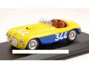 Art Model AM0294 FERRARI 166 MM N.344 94th MILLE MIGLIA 1951 PALMER-FARRAVAZZI 1:43 Modellino