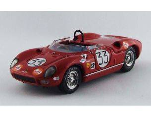 Art Model AM0301 FERRARI 275 P N.33 8th 12H SEBRING 1965 MAGLIOLI-BAGHETTI 1:43 Modellino