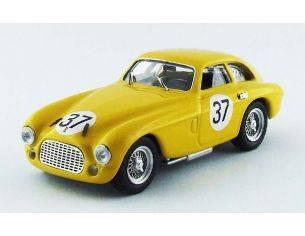 Art Model AM0308 FERRARI 166 MM COUPE' N.37 DNF NURBURGRING 1950 Y.SIMON 1:43 Modellino