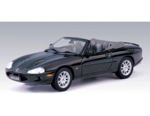 Auto Art / Gateway 53701 JAGUAR XKR CABRIO GREEN 1/43 Modellino