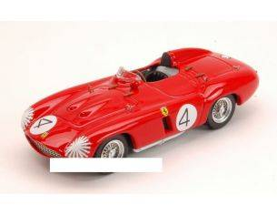 Art Model AM0316 FERRARI 750 MONZA N.4 6th TOURIST TROPHY 1955 CASTELLOTTI-TARUFFI 1:43 Modellino