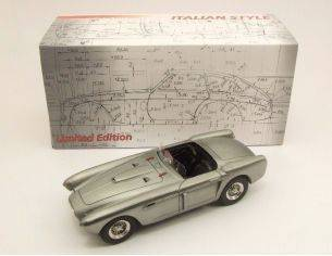Art Model AM1002 FERRARI 340 MEXICO SPIDER 1952 METALLO SATINATO 1:43 Modellino