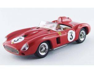 Art Model 265 FERRARI 290 MM GP DI SVEZIA '56 1/43 Modellino