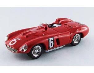 Art Model 284 FERRARI 750 MONZA 10H MESSINA 1/43 Modellino