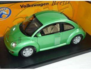 Auto Art / Gateway 01032 VW NEW BEETLE COUPE '98 VERDE 1/18 Modellino