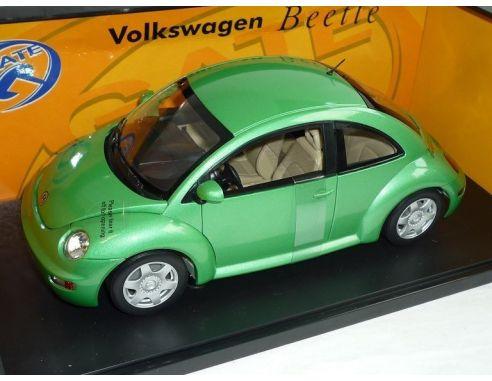 Auto Art / Gateway 01032 VW NEW BEETLE COUPE '98 VERDE 1/18 Modellino