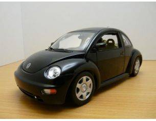 Auto Art / Gateway 01033 VW NEW BEETLE COUPE '98 NERO Modellino