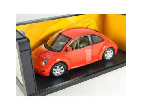 Auto Art / Gateway 01037 VW NEW BEETLE COUPE '98 ROSSO 1/18 Modellino