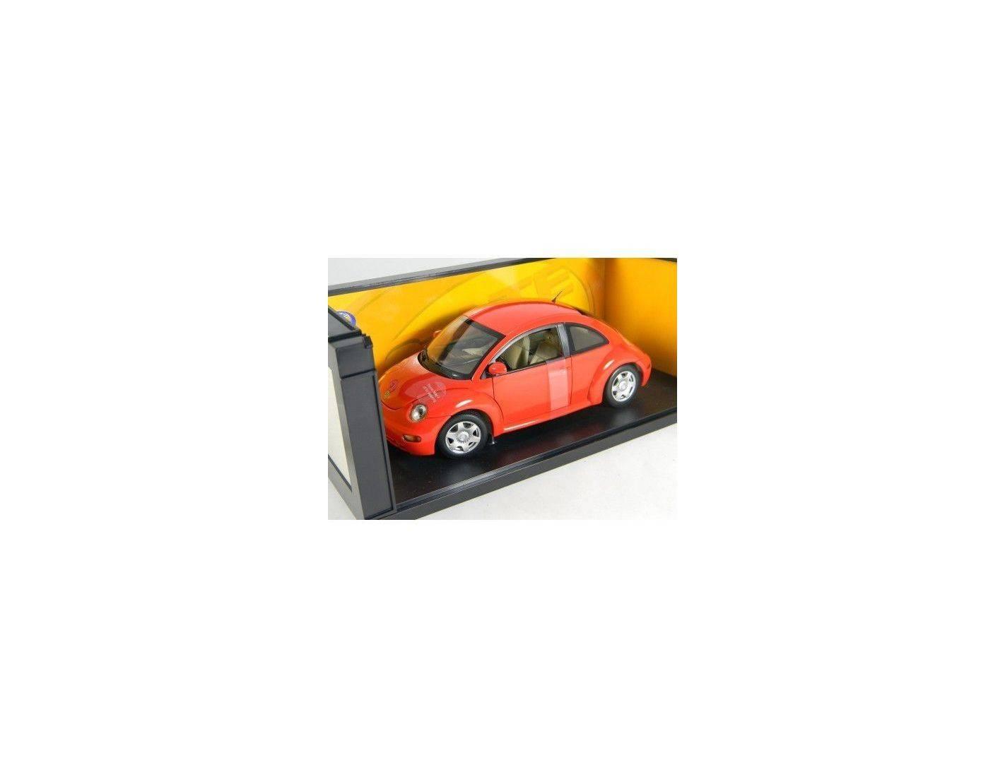 Auto Art / Gateway 01037 VW NEW BEETLE COUPE '98 ROSSO 1/18 Modellino