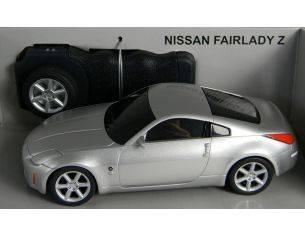 Auto Art / Gateway 09083 NISSAN FAIRLADY Z'02 R/C 1/24 SILVER Modellino