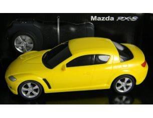Auto Art / Gateway 09091 MAZDA RX 8 YELLOW R/C 1/24 Modellino