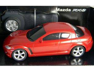 Auto Art / Gateway 09093 MAZDA RX 8 RED R/C 1/24 Modellino