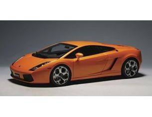 Auto Art / Gateway AA12092 LAMBORGHINI GALLARDO 2003 ORANGE 1:12 Modellino