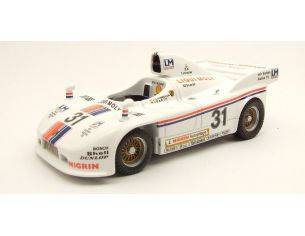 Best Model BT9348 PORSCHE 908/4 N.31 WINNER NURBURGRING 1980 STOMMELEN-BARTH 1:43 Modellino