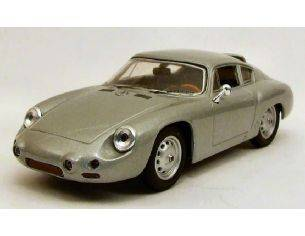 Best Model BT9356 PORSCHE ABARTH GS 1960 PROVA 1:43 Modellino