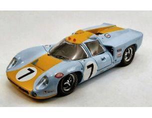 Best Model BT9371 LOLA T70 N.7 DQ LE MANS 1968 NORINDER-AXELSSON 1:43 Modellino