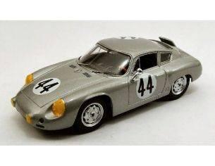 Best Model BT9375 PORSCHE ABARTH N.44 9th (1st GT2) 12 H SEBRING 1963 WESTER-HOLBERT 1:43 Modellino
