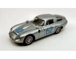 Best Model BT9400 ALFA ROMEO TZ 1 N.62 17th TARGA FLORIO 1964 A.NICODEMI-F.LESSONA 1:43 Modellino