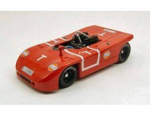 Best Model BT9415 PORSCHE 908/3 PROVA TARGA FLORIO 1970 ATTWOOD-WALDEGARD 1:43 Modellino